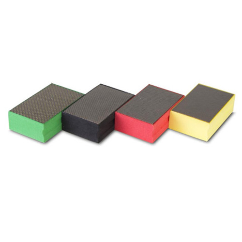 Rubi Manual Diamond Polishing Hand Pad - 120 Grit - 61975