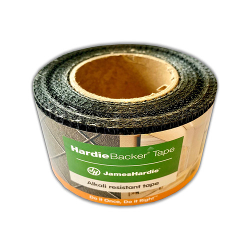 Hardie Tape Alkali-Resistant for Hardie Backer Board - 51mm x 15m
