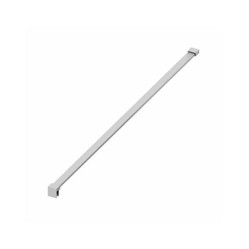 AquaFix Designer Wall Support Arm Glass to Wall - 1100mm