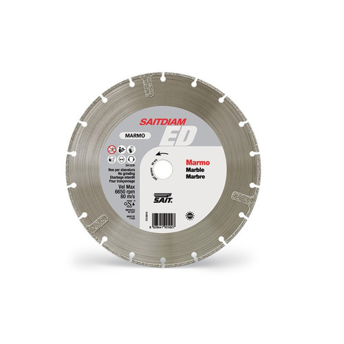 SAIT ED Marble Diamond Dry Cutting Blade - 115mm - 092499