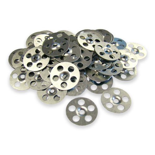 Marmox / Jackoboard Metal Fixing Washers (ND) 38mm - TRADE BOX - Approx. 1000