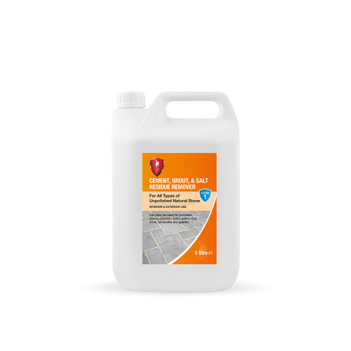 LTP Cement Grout and Salt Residue Remover - 5 Litre
