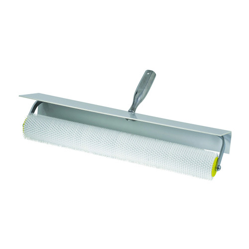 Genesis Spiked Roller & Frame - 11mm Spikes for Levelling Screeds - 500mm - R94242
