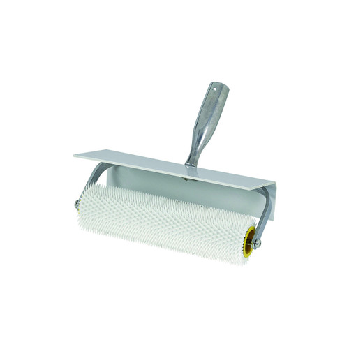 Genesis Spiked Roller & Frame - 31mm Spikes for Levelling Screeds - 250mm - R94246