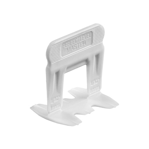 Perfect Level Master - 1mm MEDIUM Clip For Tile Thickness 6-14 mm - Bag 500