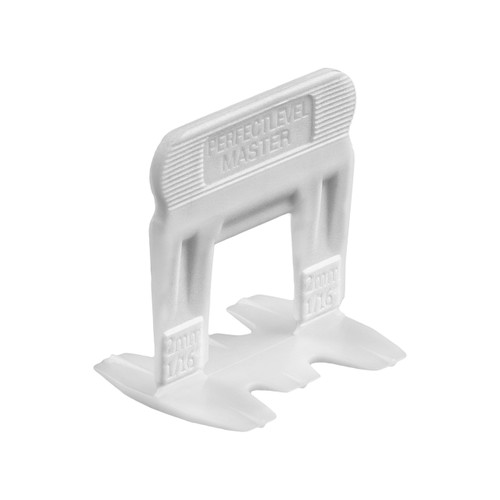Perfect Level Master - 2mm MEDIUM Clip For Tile Thickness 6-14 mm - Bag 1500