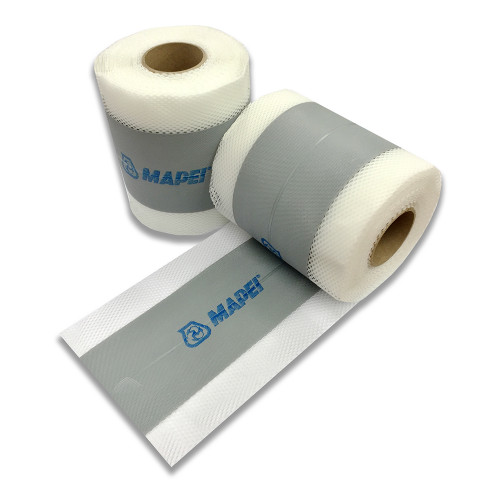 Mapei Mapeband PE120 - PVC Tape for Waterproofing - 5m