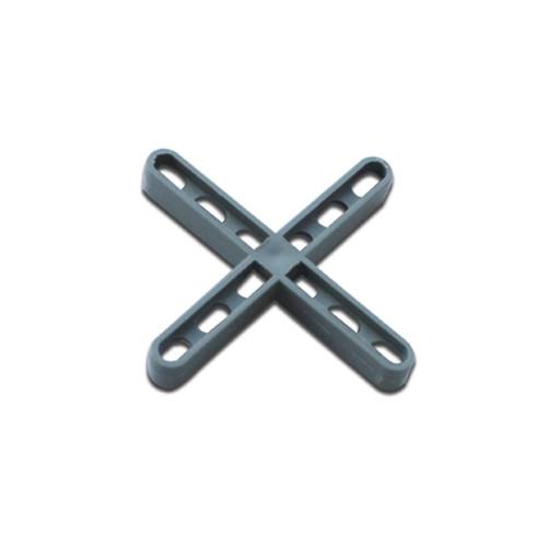 Rubi Cross Tile Spacers - 100 No. x 7mm - 02904