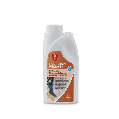 LTP Rust Stain Remover - Non-acidic formulation - Removes surface rust stains - 1 Litre