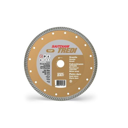 SAIT TD Granite - Concrete - Hard Stone Diamond Cutting Disk - 115mm - 097161