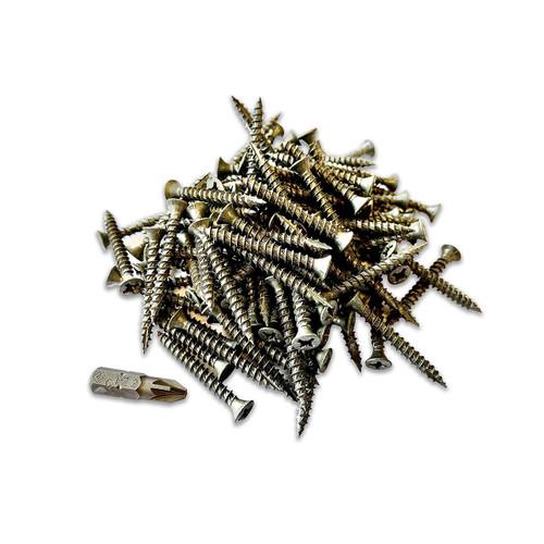 Hardie Backer Board - Floor Screws - 35mm - 100 No.
