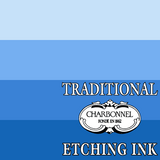 PB15:1-PW4 Cerulean Blue Hue - Charbonnel Traditional Intaglio Etching Ink