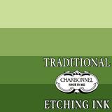 PY74-PB15:1 Medium Green - Charbonnel Traditional Intaglio Etching Ink