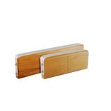 Maple Scraper Bar Set