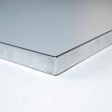 Aluminum Plate Backers