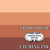PR101 Burnt Sienna - Charbonnel Traditional Intaglio Etching Ink