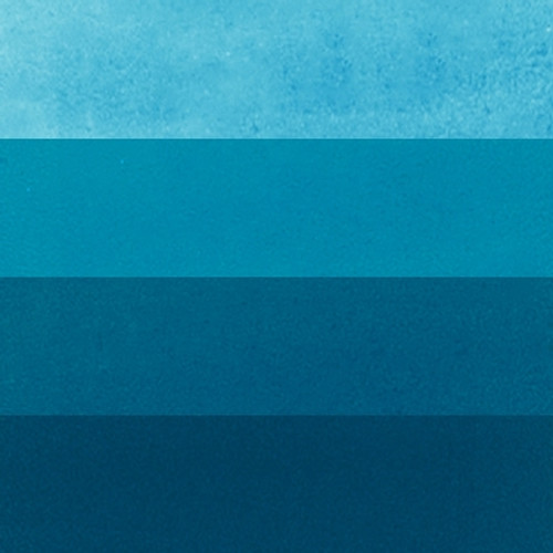 CS-410 Standard Palette Phthalo Blue Litho Ink