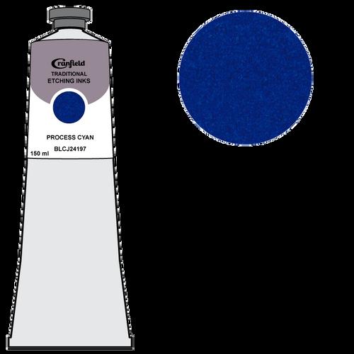 Cranfield Traditional Etching Ink Process Cyan BLCH24197