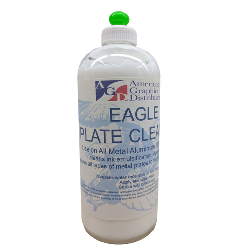 Eagle Plate Cleaner