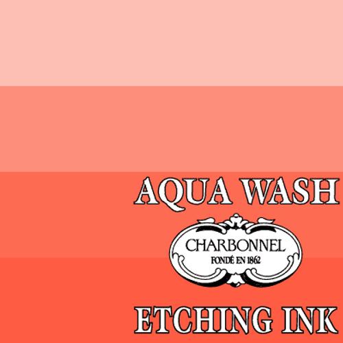 Vermilion Red Charbonnel Aqua Wash