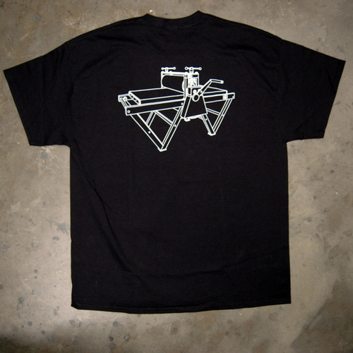 Takach Etching Press T-shirt