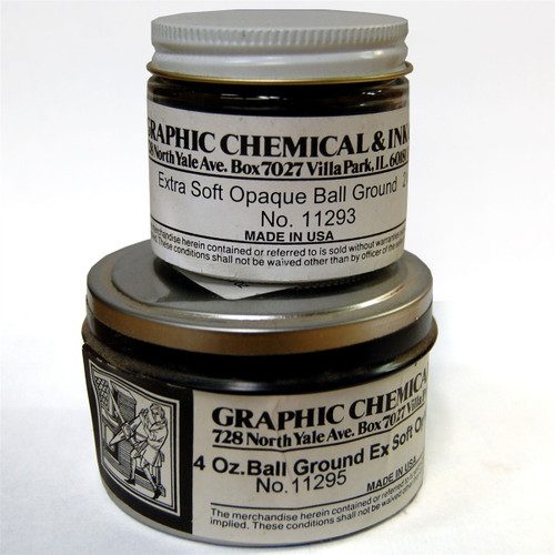 Ball Ground Extra Soft Opaque - Graphic Chemical