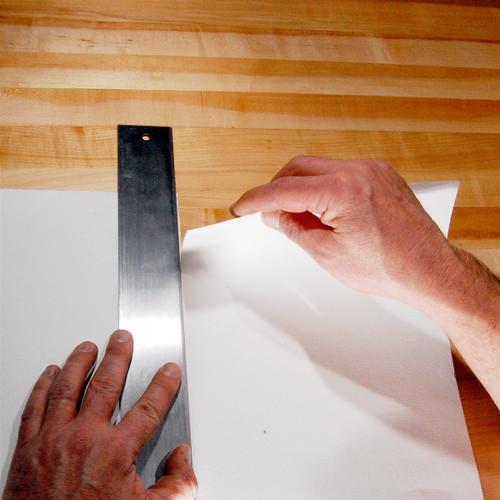 Drafting Straight Edge and Tear Bar