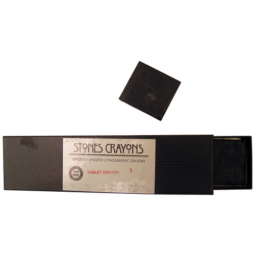 Lithographic Tablet Crayon - Stones