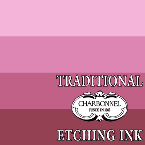 PR122 Solferino Violet - Charbonnel Traditional Intaglio Etching Ink