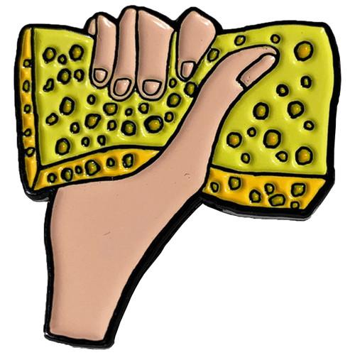 Litho Sponge Pin