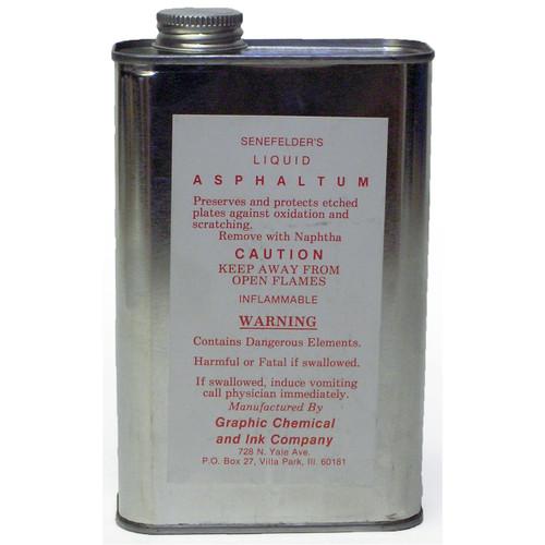 Senefelder's Liquid Asphaltum