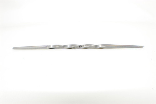 Needle Steel Twisted Double Point Scribe L324-04
