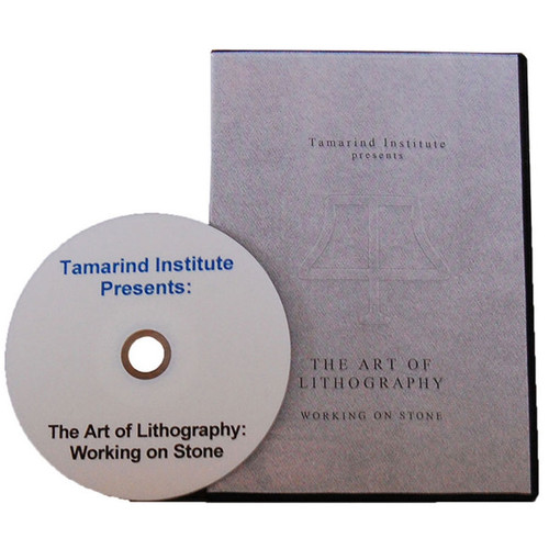 The Art of Lithography Working on Stone-Tamarind Institute