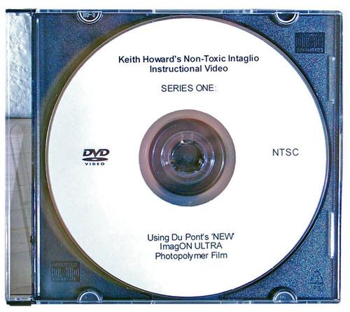Using ImagOn Ultra Photopolymer Film DVD