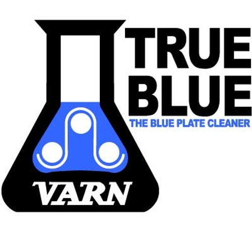 Varn True Blue Plate Cleaner