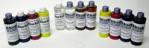 Akua Kolor Standard Color Set (Kit #2)