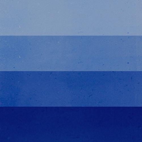 B-7497 Master Palette Ultra Blue Litho Ink