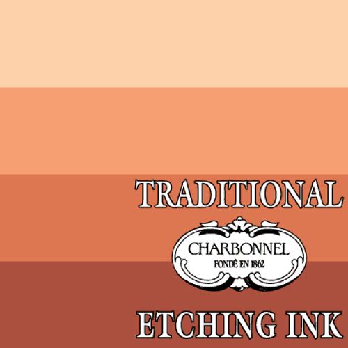 PR101 Sanguine - Charbonnel Traditional Intaglio Etching Ink
