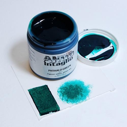 Phthalo Green Akua Intaglio IIPG