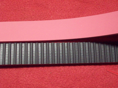 "BELT, 1-1/2"" GRIPPER Used on APACKS Cappers"
