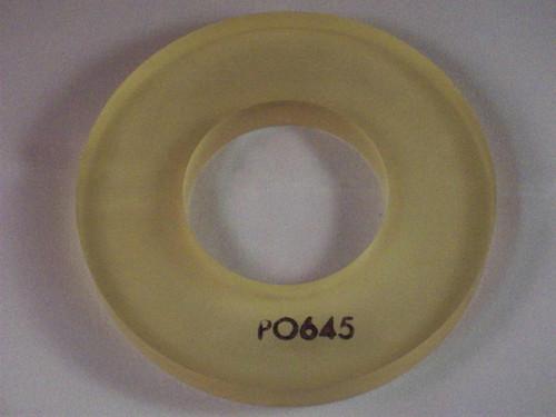 GRIPPER DISC, CLEAR 45 D