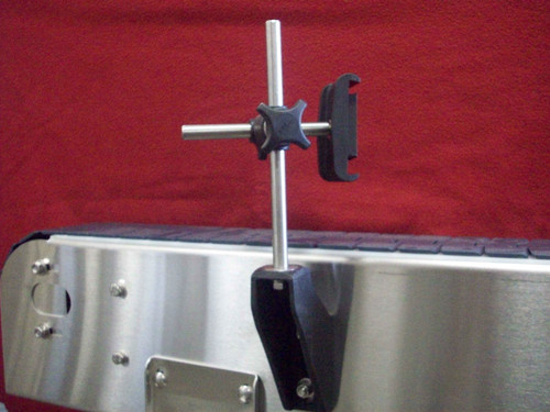 MOUNTING BRACKET SS DOUBLE RAIL ASY