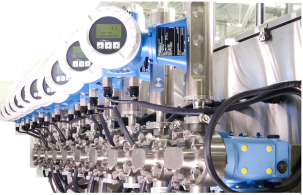 Net Weight Coriolis Meter Filling Machines