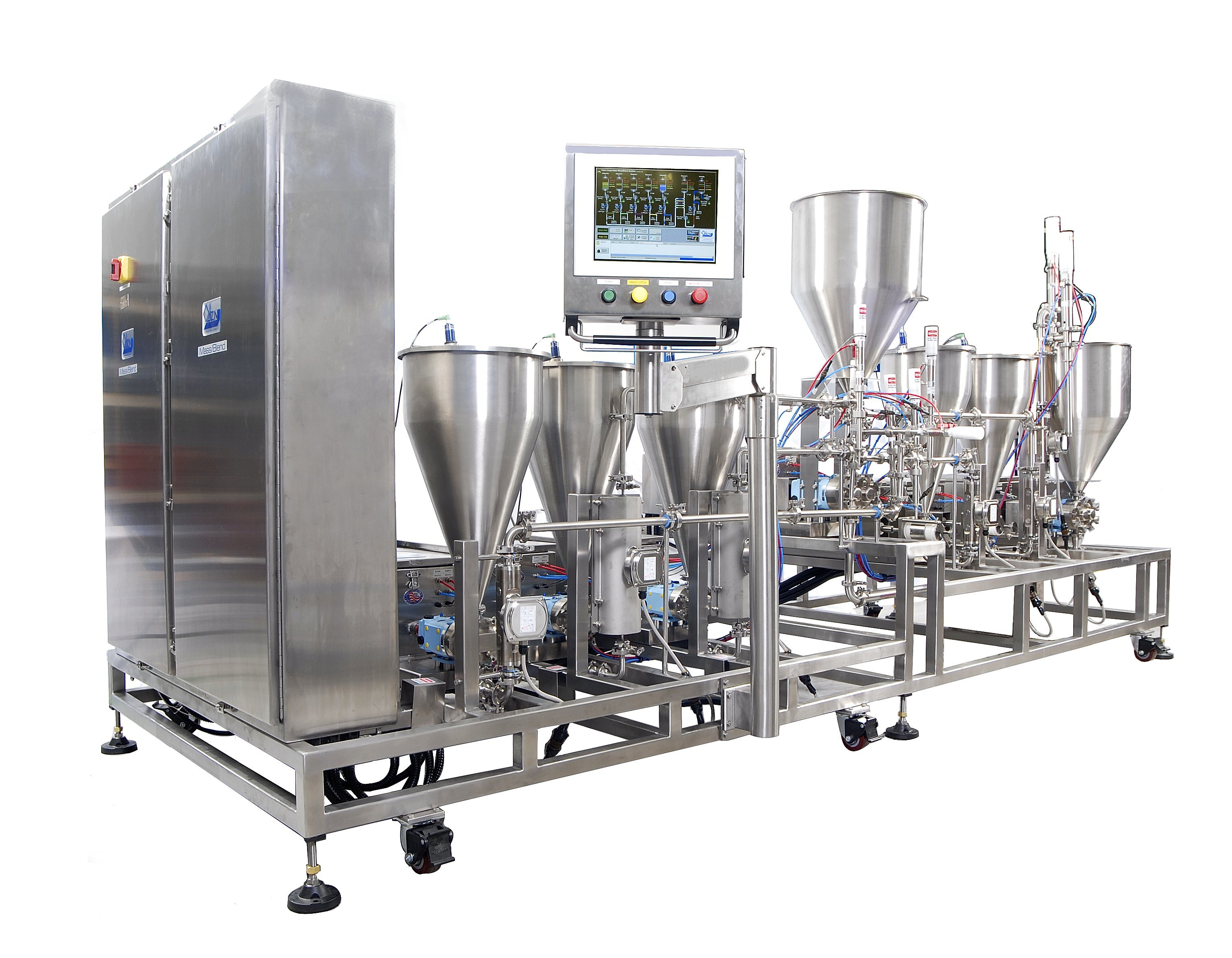 Blending and Batching Machines
