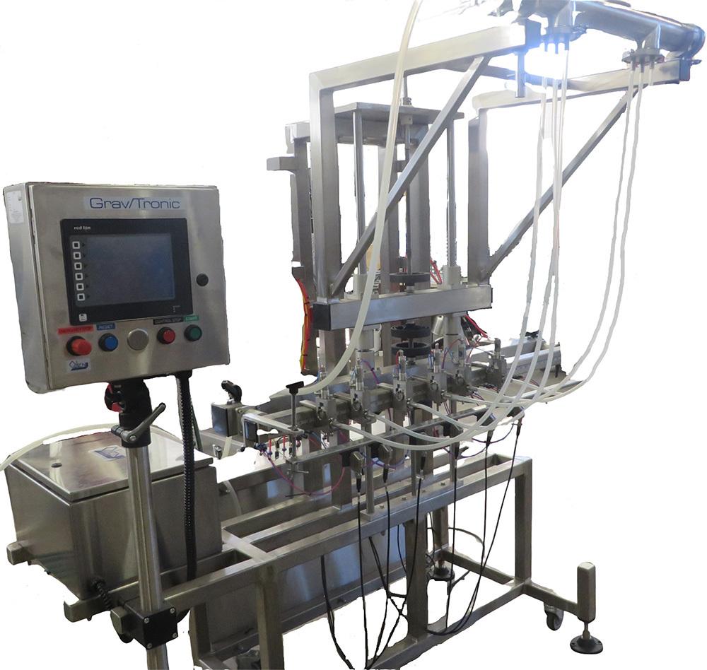 Gravity Liquid Filling Machines