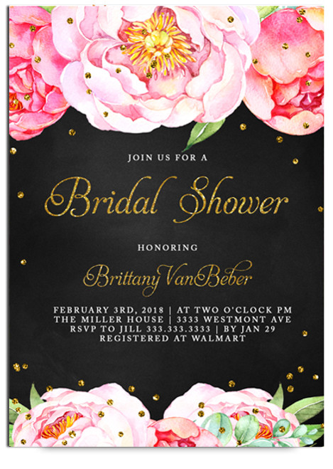 floral bridal showerchalkboard flowers chalkboard bridal brunch and flowersboho bridal