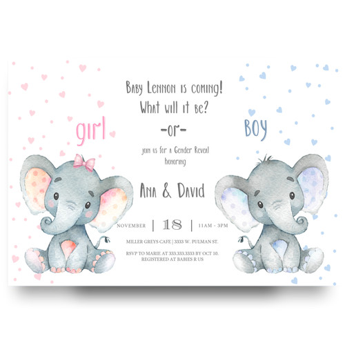 Gender reveal baby shower invitation, gender reveal, gender reveal, party invitation ,baby shower, he or she, pink and blue, boy or girl,gender reveal, invitation,baby shower invitation
