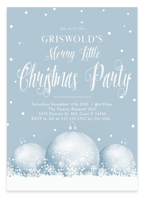 Christmas party invitation, Christmas invitation,  holiday party invitation, Xmas party invite, Christmas, party, birthday, retirement, holiday, Christmas holiday