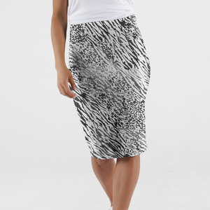 ALICIA MIDI SKIRT - INSTINCT