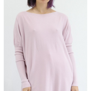 ASHLEY OVERSIZED KNIT - PINK